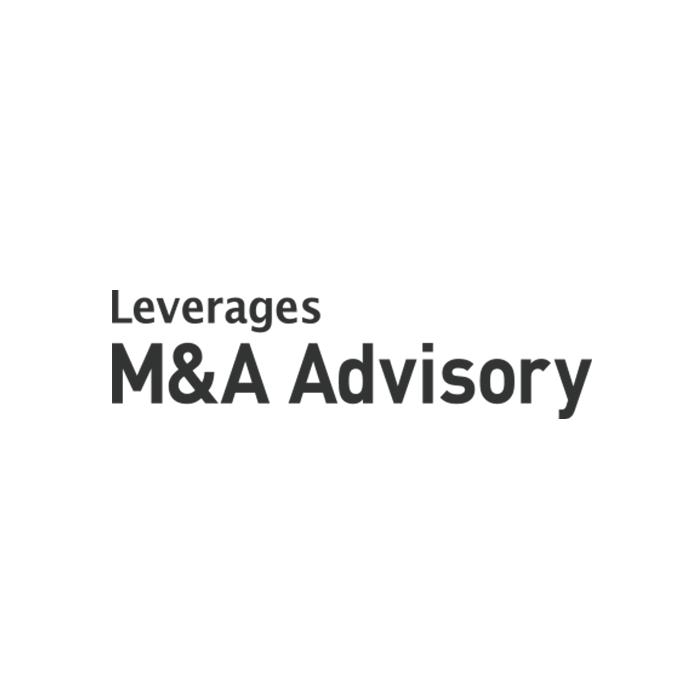レバレジーズM&Aアドバイザリー株式会社 ロゴ