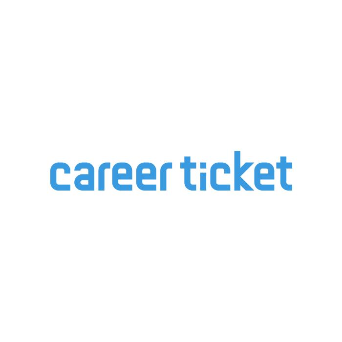 Career ticket ロゴ