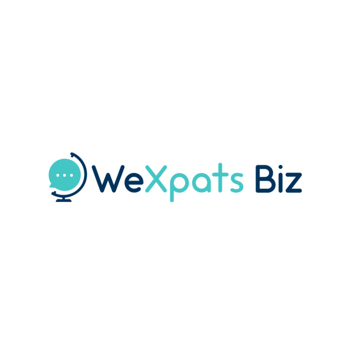 WeXpats Biz ロゴ