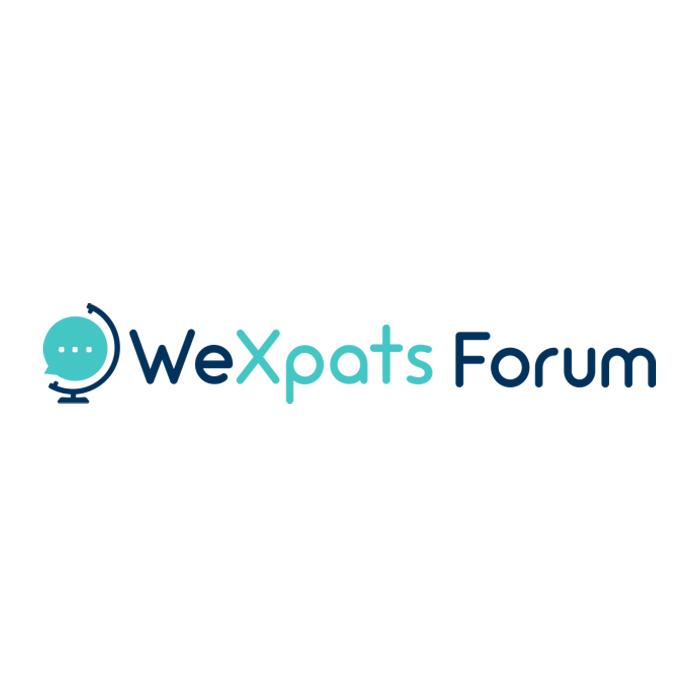 WeXpats Forum ロゴ
